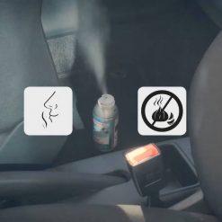 Khử mùi điều hòa ô tô Sonax Car A/C cleaner 323100 100ml