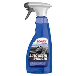 Dung Dịch Vệ Sinh Và Khử Mùi Nội Thất Ô Tô Cao Cấp Sonax Xtreme Interior Cleaner 221241 500ml