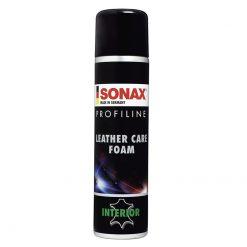Bảo dưỡng ghế da ô tô Sonax 289300 Leather care foam 400ml