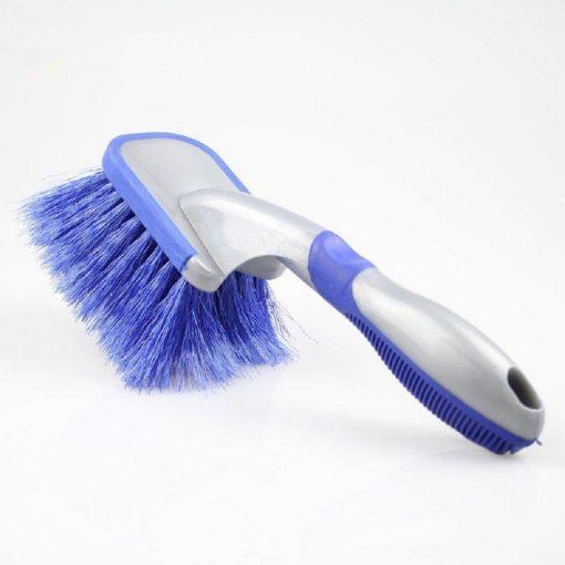 Bàn chải cọ vệ sinh vỏ lốp xe 26cm (xanh)