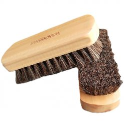 Bàn chải vệ sinh nội thất ô tô chuyên dụng Horsehair Brush 14x5cm