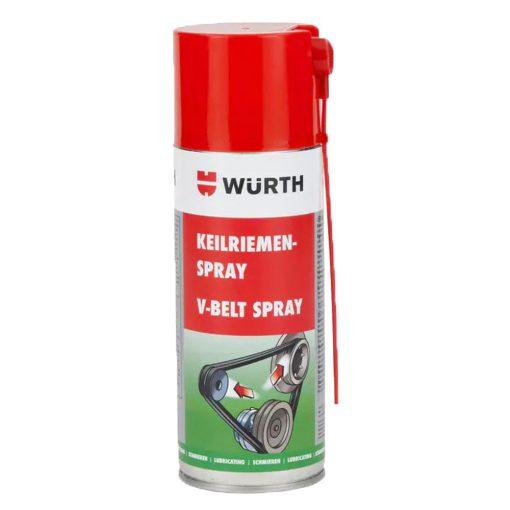 Bảo dưỡng dây curoa Wurth V-Belt Spray 400ml