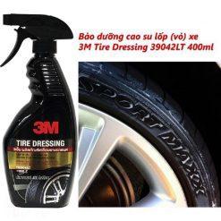 Bảo dưỡng lốp vỏ xe 3M 39042LT Tire Dressing 400ml