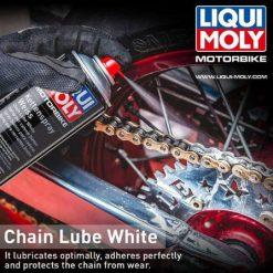 Bảo dưỡng sên Liqui Moly Chain Lube 400ml