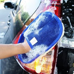 Bao tay vệ sinh nội thất ô tô sợi tổng hợp S1524