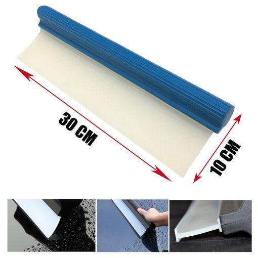 Cây gạt nước rửa xe, gạt nước kính TSC Silicone Blade 30x10cm