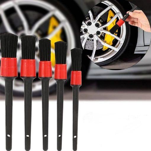 Cọ vệ sinh xe ô tô đa năng Multi Purpose Brush (5 chiếc)