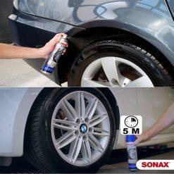 Chai Xịt Làm Bóng Lốp Sonax Xtreme Tyre Gloss Spray 400ml