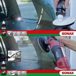 Dung Dịch Đánh Bóng Xóa Xước Kính Sonax Glass Polish 250ml