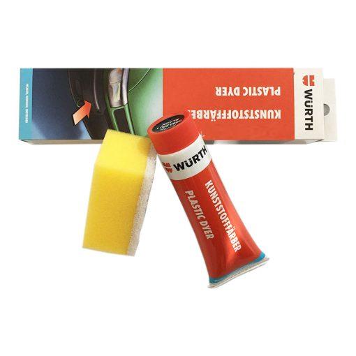 Dung dịch phục hồi nhựa đen cao cấp Wurth Plastic Dyer 75ml