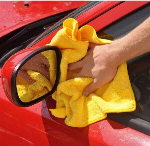 Khăn lau xe ô tô TSC Microfiber Cloth 30x40cm