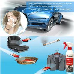 Dung dịch khử mùi ô tô Wurth Deodoriser P120 500ml