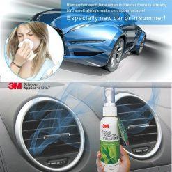 Khử mùi xe hơi 3M Natural Deodorizer 100ml