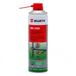 Mỡ bò nước HHS 2000 khả năng thấm sâu giúp bôi trơn và bảo vệ chống mài mòn, ngăn nước, ngăn muối, chống chịu axit tốt, chịu nhiệt cao +180ºC tối đa +200ºC