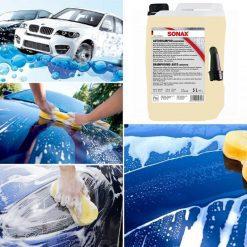 Nuoc rua xe o to Sonax Gloss Shampoo 5 lit