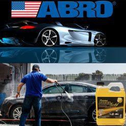 Nước rửa xe ô tô Abro CW-990-32 Premium Gold Car Wash 946ml