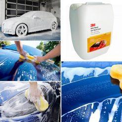 Nước rửa xe 3M Nước rửa xe bọt tuyết Car Wash Foam 10L