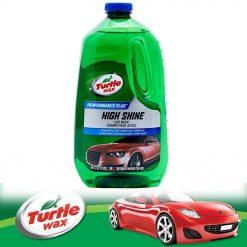 Nước rửa xe hơi Turtle Wax làm sạch vượt trội với lớp bọt dày, cung cấp lớp phủ bóng và chống bám bụi. An toàn tuyệt đối với bề mặt sơn, cao su, nhựa,...