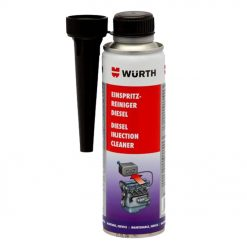Phụ gia dầu ô tô Wurth Diesel injection cleaner 300ml