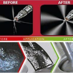 Phụ gia làm sạch động cơ dầu Wurth Diesel Injection Cleaner 300ml