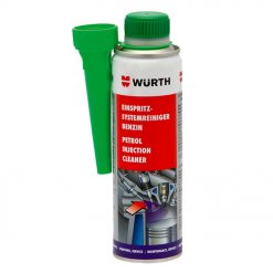 Phụ gia xăng ô tô Wurth Petrol injection system cleaner 300ml