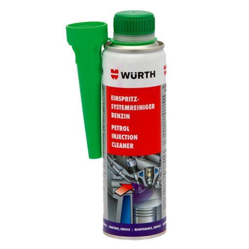 Phụ gia xăng ô tô Wurth Petrol injection system cleaner 300ml