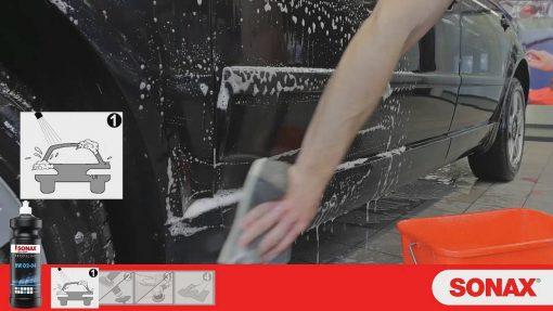 Sáp Đánh Bóng Bảo Vệ Sơn Sonax Profiline HW 02-04 1L