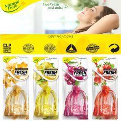 Túi thơm treo xe ô tô Natural Fresh Air Freshener Bag