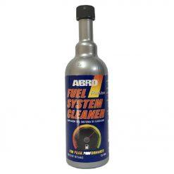 Phụ gia xăng ô tô Abro Fuel System Cleaner 473ml