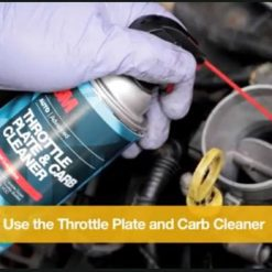 Vệ sinh bình xăng con 3M Throttle Plate And Carb Cleaner 241g