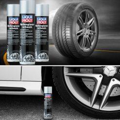 Vệ sinh bảo dưỡng lốp xe Liqui Moly Tire Bright Foam 400ml