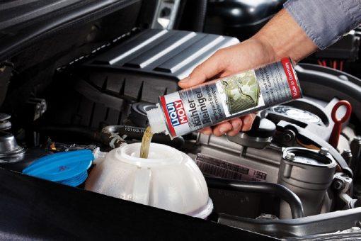 Vệ sinh két nước Liqui Moly Radiator Cleaner 300ml