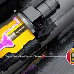 Vệ sinh kim phun dầu Abro DI-502 Diesel Injector Cleaner