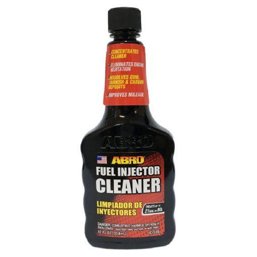 Phụ gia súc béc phun xăng Abro Fuel Injector Cleaner 354ml