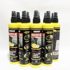 Vệ sinh và bảo dưỡng nhựa taplo Abro Protect-All Lemon 296ml