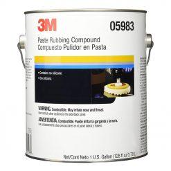 Xi đánh bóng phá xước 3M Paste Rubbing Compound 3.78L (bước 1)