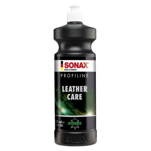 Dung dịch bảo dưỡng ghế da ô tô Sonax 282300 Leather care 1 lít