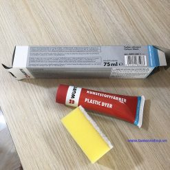 Phục hồi nhựa đen cao cấp Wurth Plastic Dyer 08932801 75ml