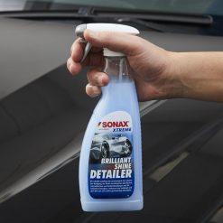 Chai xịt đánh bóng sơn xe SONAX XTREME Brilliant Shine Detailer 750ml