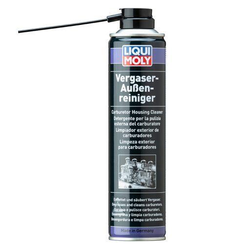 Vệ sinh bình xăng con Liqui Moly Carburetor Housing Cleaner 3325 400ml