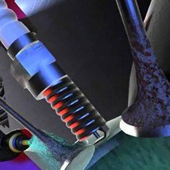 vệ sinh kim phun xăng động cơ ô tô