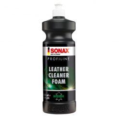 Vệ sinh ghế da ô tô Sonax 281300 Leather cleaner foam 1 lít