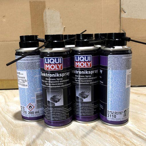 Vệ sinh mạch điện Liqui Moly 3110 Electronic Spray 200ml