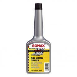 Phụ gia súc béc xăng ô tô Sonax 515100 Fuel System Cleaner 250ml