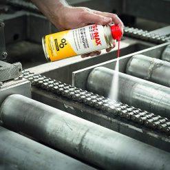 Mo Boi Tron Kho PTFE Sonax Non-Stick Dry Lubricant Spray 400ml