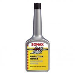 Phụ gia súc béc dầu ô tô Sonax 518100 Diesel System Cleaner 250ml