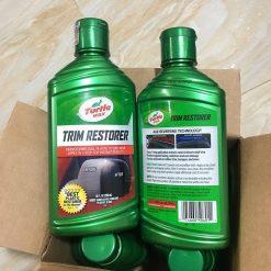 Dung dịch phục hồi nhựa nhám Turtle Wax Trim Restorer 296ml (Mỹ)