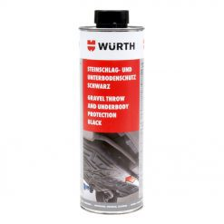 Sơn phủ gầm Wurth Gravel Throw And Underbody Protection 0892075200 1000ml (black)