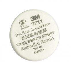 Miếng lọc 3M 7711 dùng cho mặt nạ 3M 3100 3200