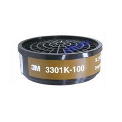 Phin lọc 3M 3301K-100 dùng cho mặt nạ 3M 1 phin 3100 3200
